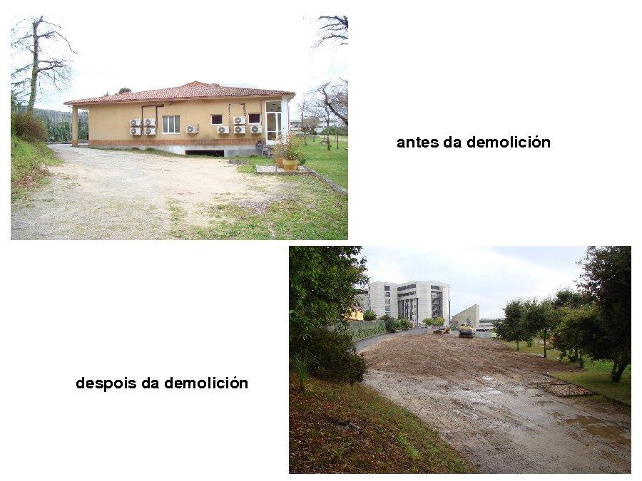 Presentación María Martínez Allegue, Directora da APLU.